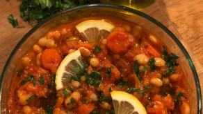Turkish Bean Recipe (Barbunya)