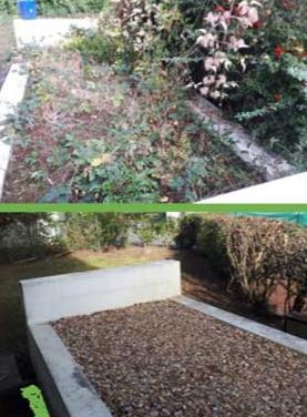 Idnet - Remise en état espace vert