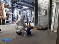 idnet décontamination
