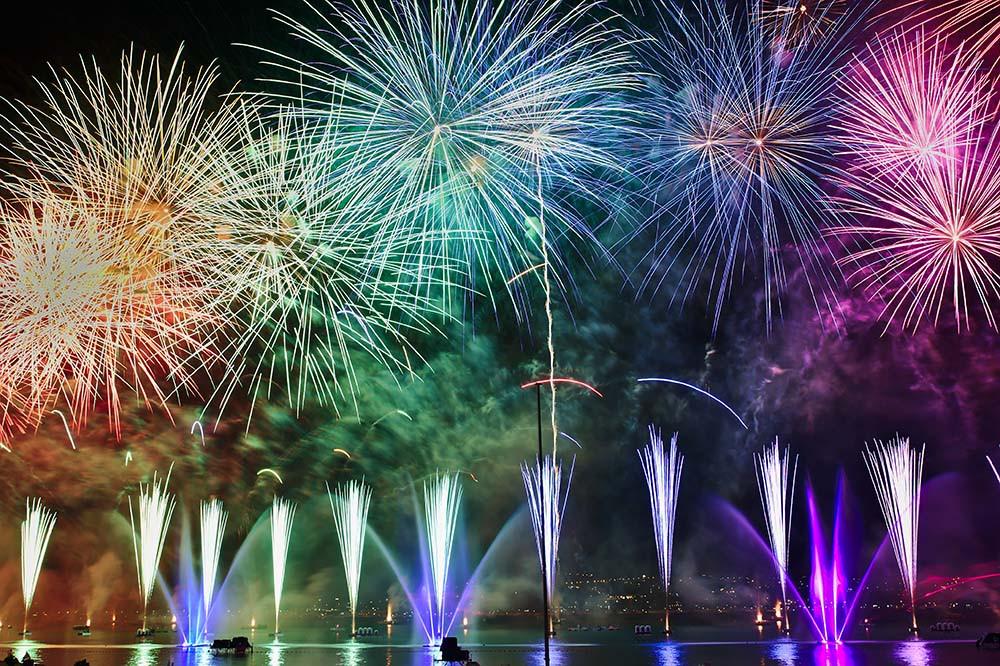 קומבינציית העוצמה - Fireworks