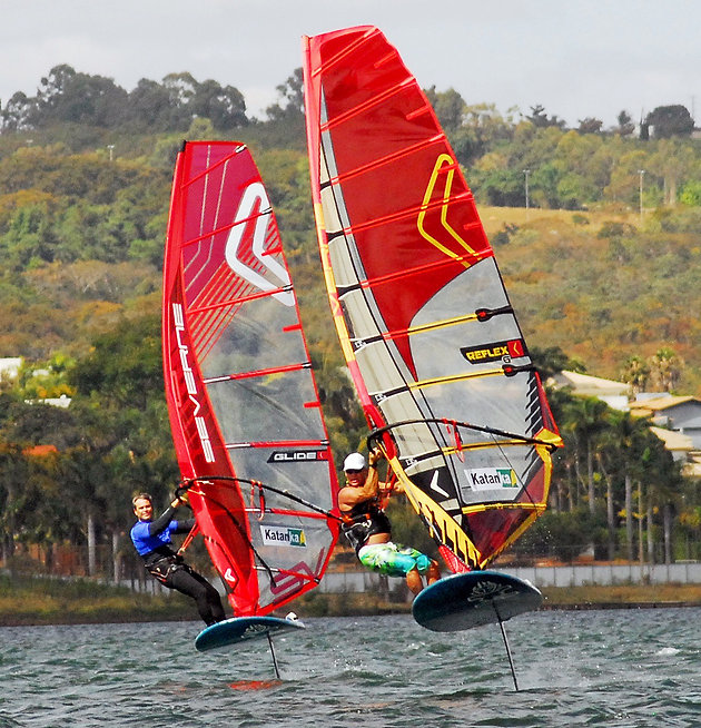 How Windfoiling Has Become a Game Changer In Light-Wind Windsurf Desti