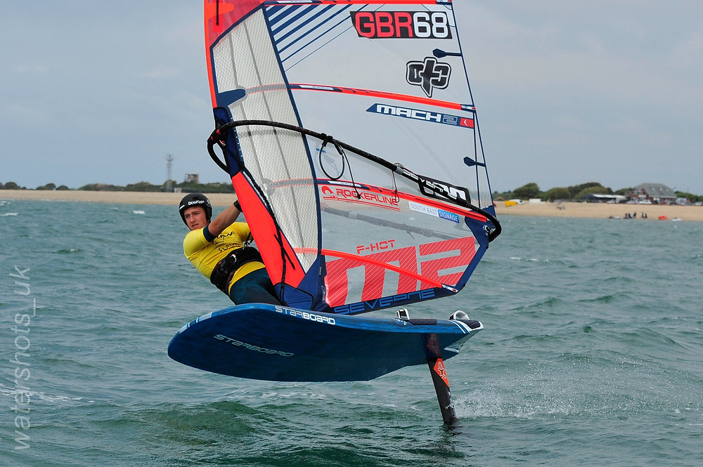 UKWA - National Championships Cup 2 - Stokes Bay - Foil