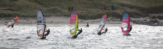 National windsurf championship