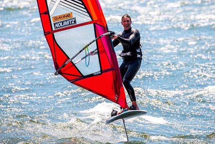 Freestyle Foiling Is Happening Interview With Wyatt Miller