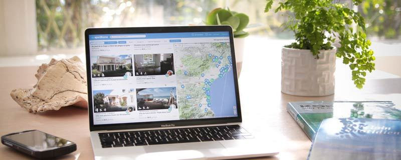 seach for rentals on sportihome