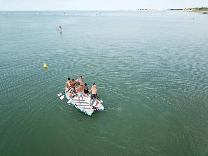 Paddle Paddle !!