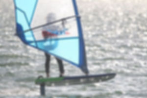 windfoil lessons in Florida