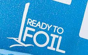 Foil ready board