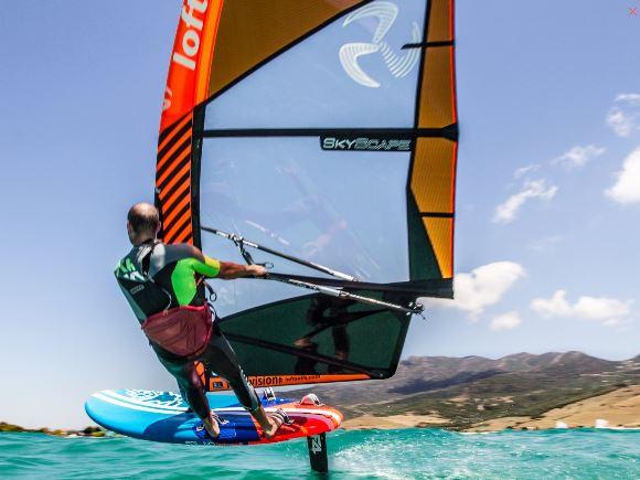 Loftsail Skyscape windfoil sail