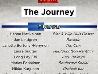 Semi-finalists in Finland