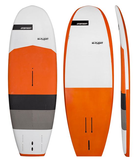 RRD hi-flight windsurf sup foiling board