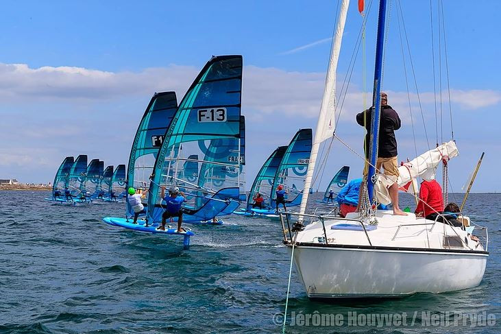 RS:One Convertible class start of the european competition 2017