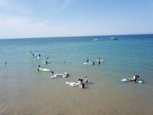 Let's go windsurfers! Let's put those sails UP!!