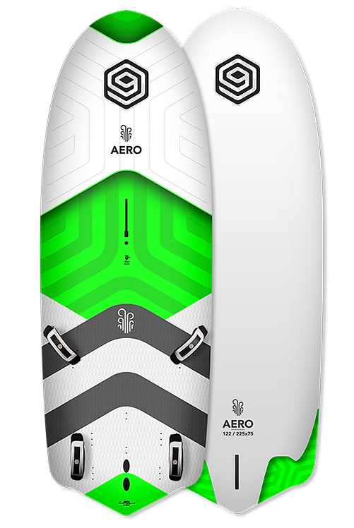 I-99 AERO Freeride foiling windsurf board