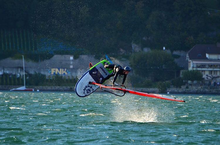 Jakob Müller windfoiling