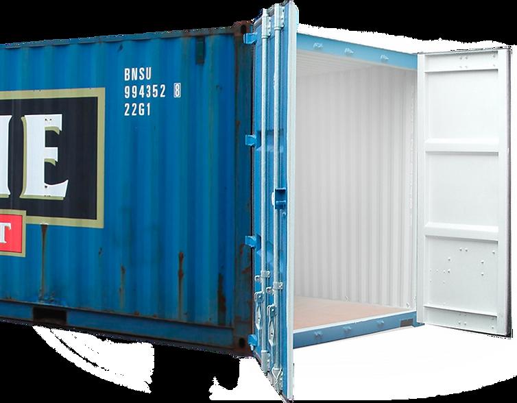 Linie aquavit container