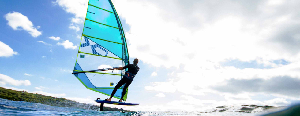 xo windfoil sail