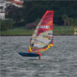 Starboard foil center Brazil