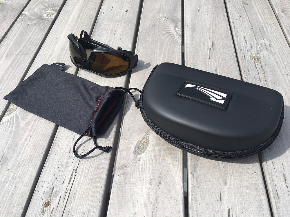 Lip typhoon sunglasses with box