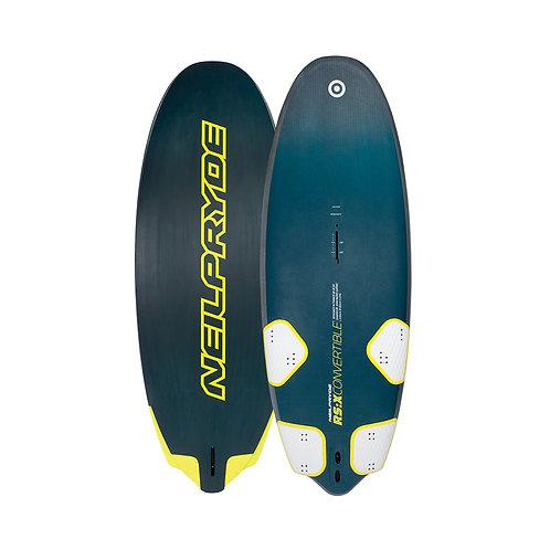 Neilpryde RS:X convertible windsurfing foilboard