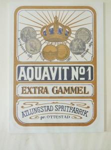 Aquavit No1 extra gammel Atlungstad.jpg