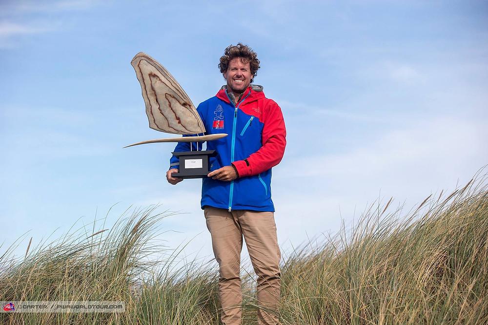 Gonzalo Costa Hoevel world champion windfoil