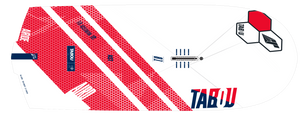 Tabou Air Ride 81 windsurfing foil board