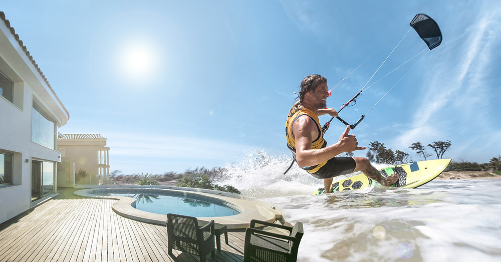 Sportihome, the AirBnb for windsurfers