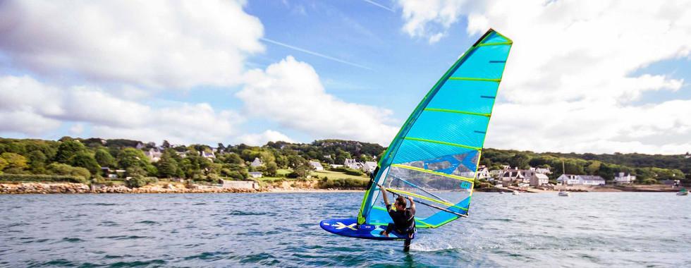 windsurf hydrofoil sail xo fly