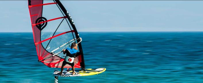MFC Hawaii hydrofoil windsurf