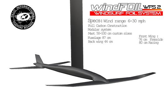 TILLO WIND FOIL SYSTEM 2 (WFS 2)
