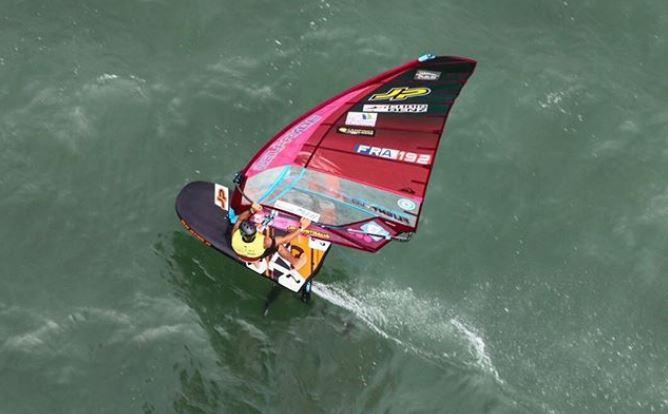 Antoine Albeau full speed