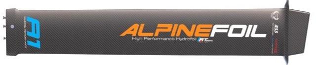alpinefoil windfoil  mast