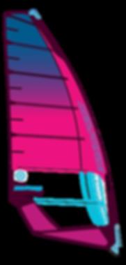 neilpryde flightevo windfoil sail