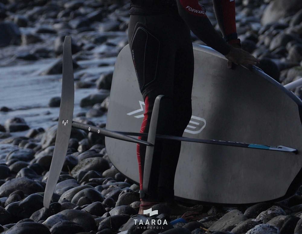 Taaroa hydrofoil windfoil
