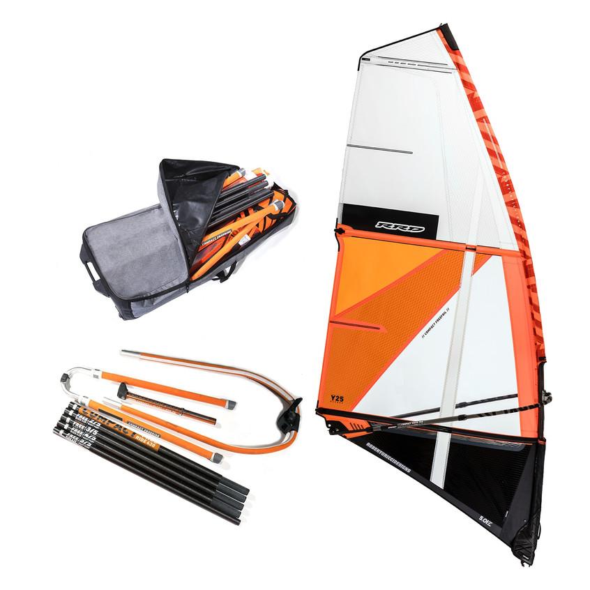 Compact Freefoil sail