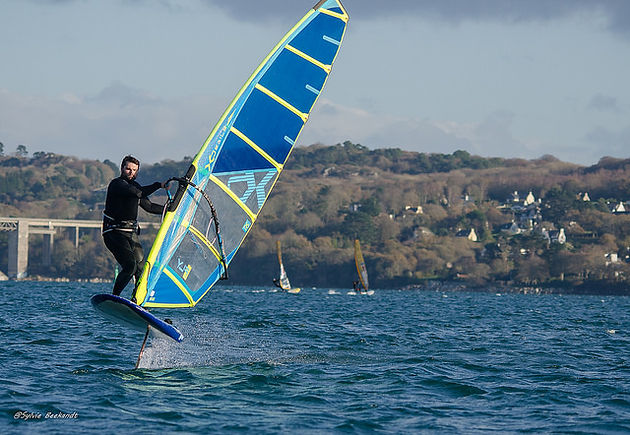 How To Windfoil In Light Wind?