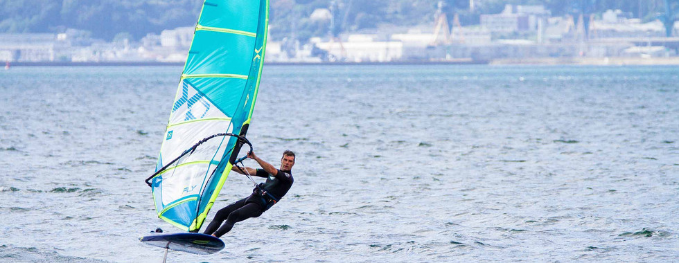 fly xo windsurfing foil
