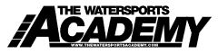 The watersports academy logo