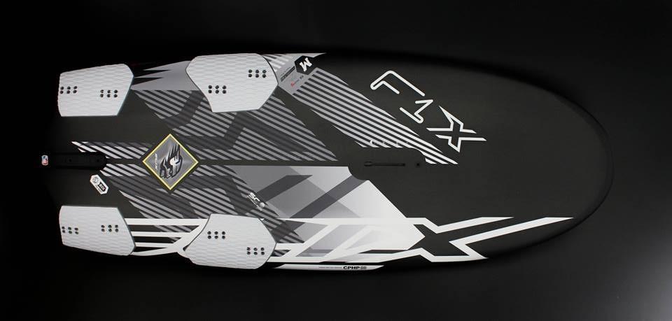 Elix F1X windsurfing foil board