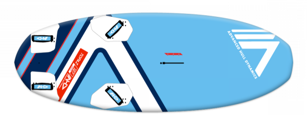 ahd topaz windsurfing foil board