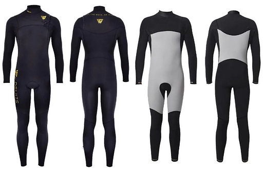 Wildsuits 4/3 mn Eco Friendly wetsuit