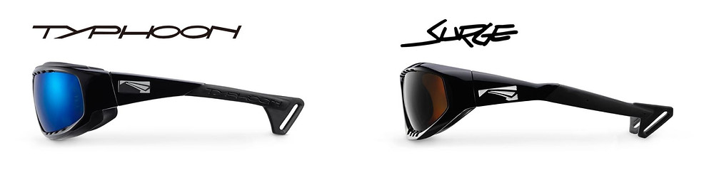 Lip Typhoon and surge watersport sunglasses