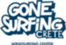 Gone surfing windsurf center Crete