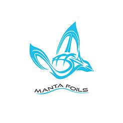 MANTA FOILS LOGO