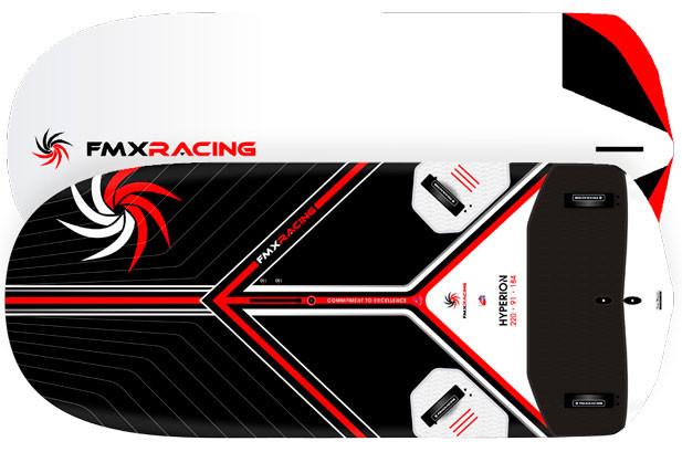 FMX racing 2019 windsurf foil