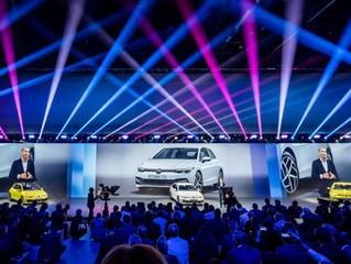 VW Golf 8 - World Premiere