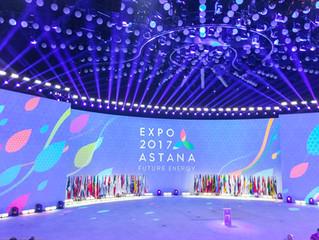 Grand Opening Expo 2017 | Astana