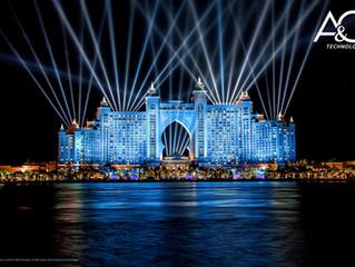 NYE Atlantis Dubai - Neujahrsfeier