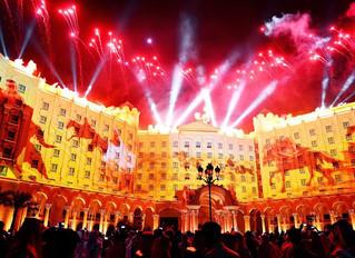 Saudi Arabien National Day 2014   Ritz Carlton Hotel Riad